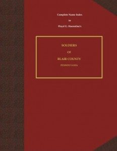 Blair County Soldiers Index